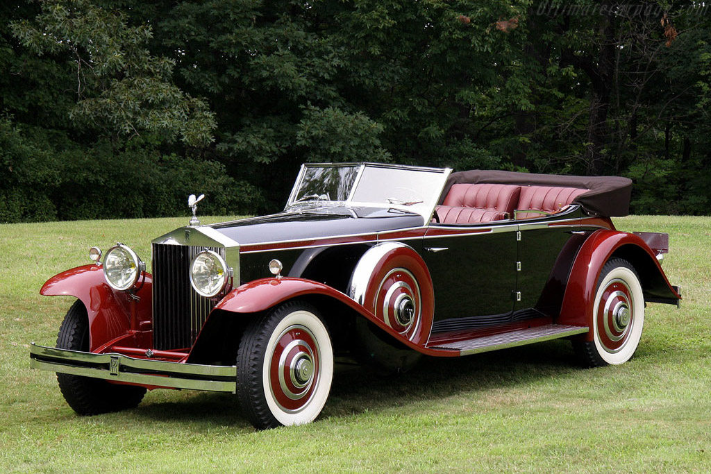 Rolls-Royce PII 202 AMS Brewster Continental Sports Town Sedan    - 2006 Meadow Brook Concours d'Elegance