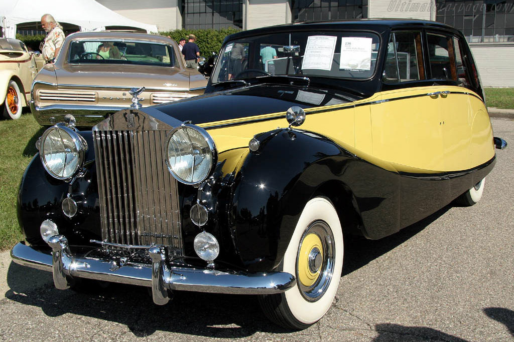 Rolls-Royce Silver Wraith Express Limousine    - 2006 Meadow Brook Concours d'Elegance