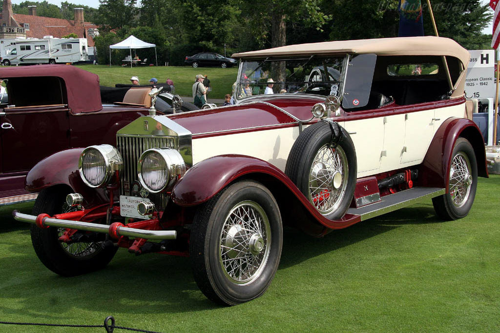 Rolls-Royce Springfield Silver Ghost    - 2006 Meadow Brook Concours d'Elegance