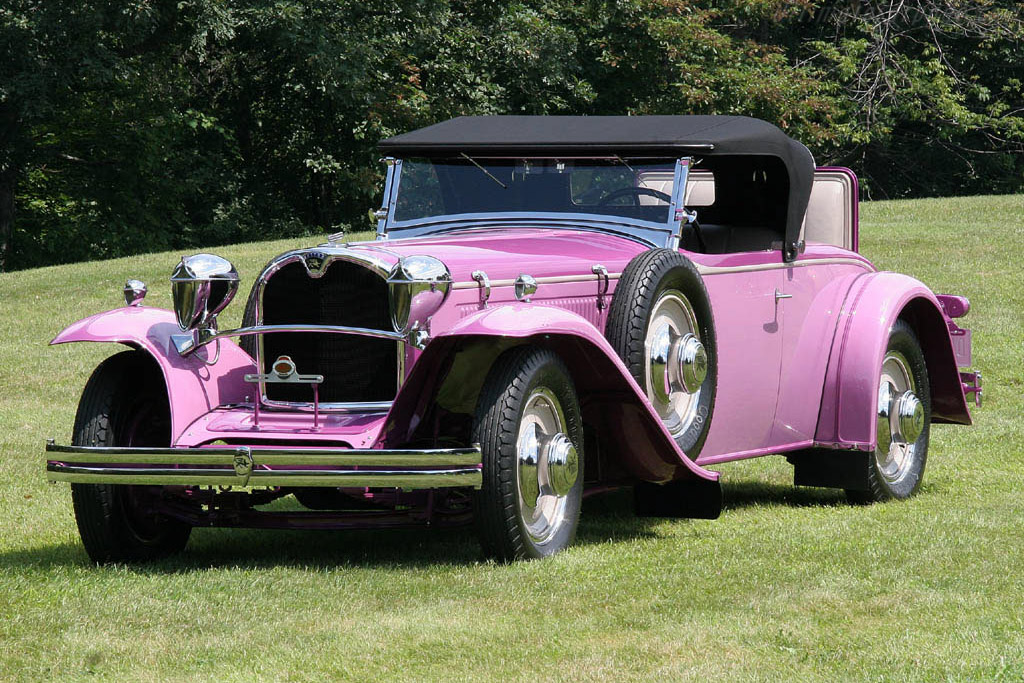 Ruxton Roadster    - 2006 Meadow Brook Concours d'Elegance