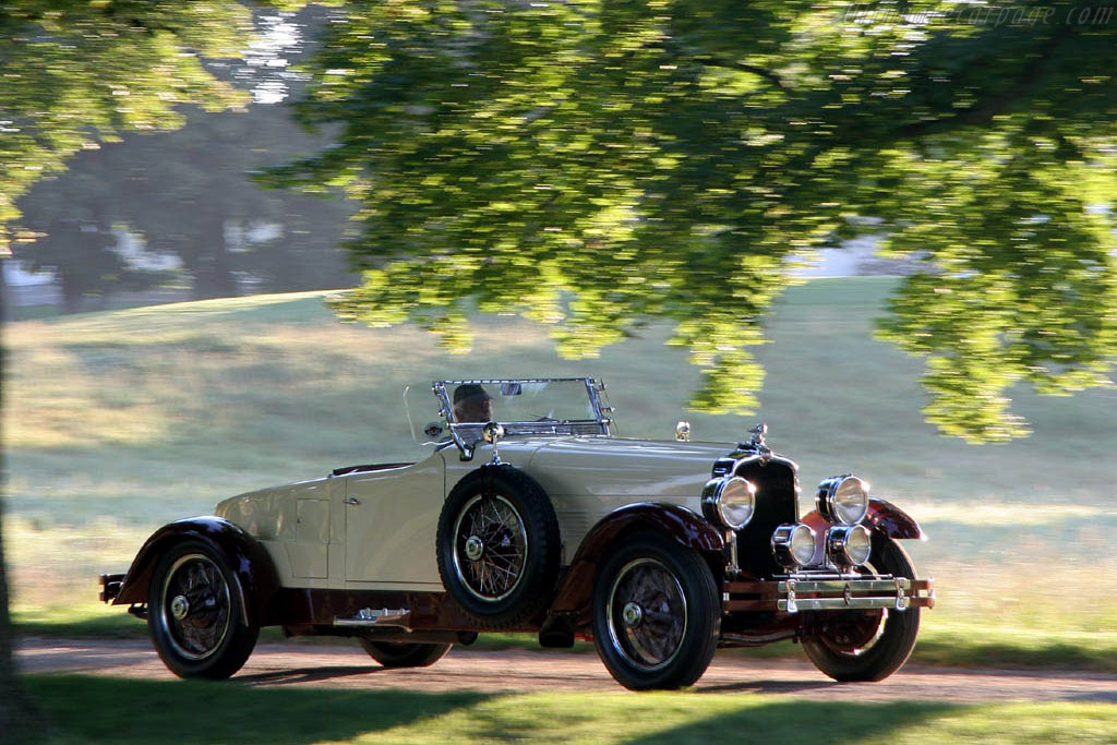 Stutz Black Hawk Boattail Speedster    - 2006 Meadow Brook Concours d'Elegance
