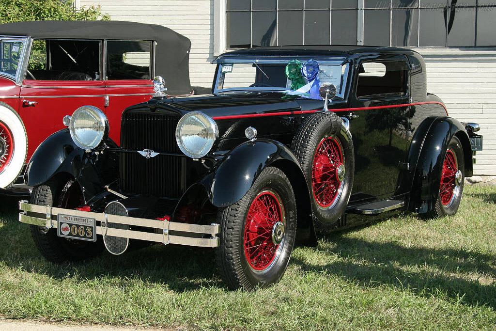 Stutz Model M Supercharged Coupe - Chassis: 31312   - 2006 Meadow Brook Concours d'Elegance