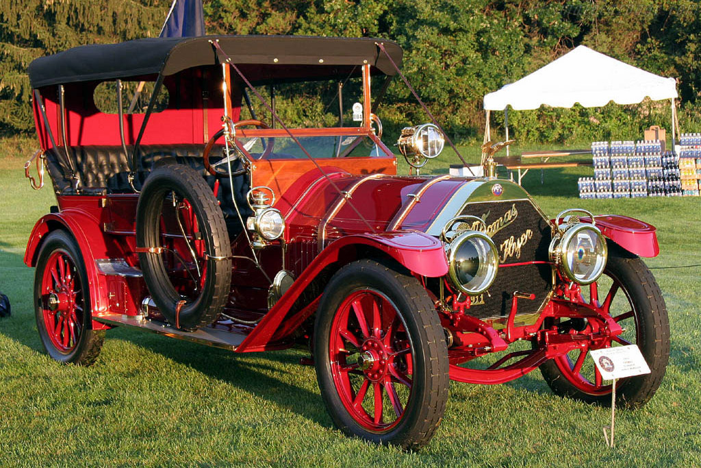 Thomas Flyer Runabout    - 2006 Meadow Brook Concours d'Elegance