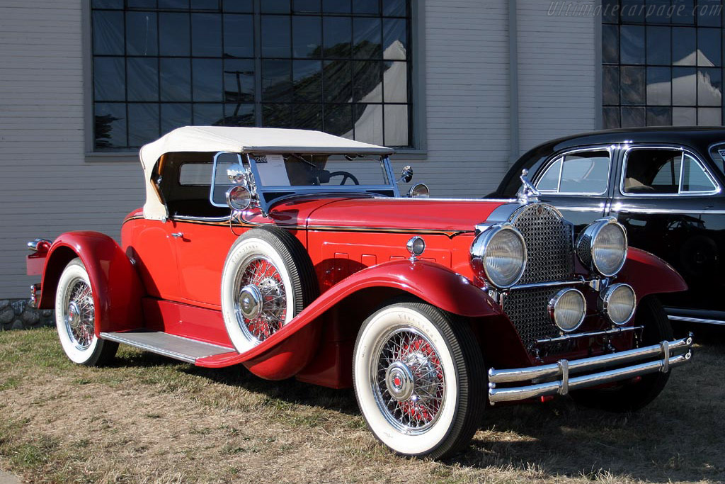 1930 Packard 734 Speedster     - 2007 Meadow Brook Concours d'Elegance