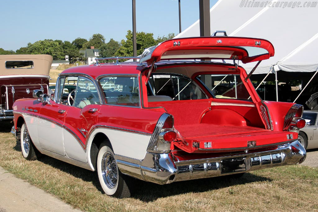 1957 Buick Century Caballero Estate Wagon 2007 Meadow Brook Concours D Elegance
