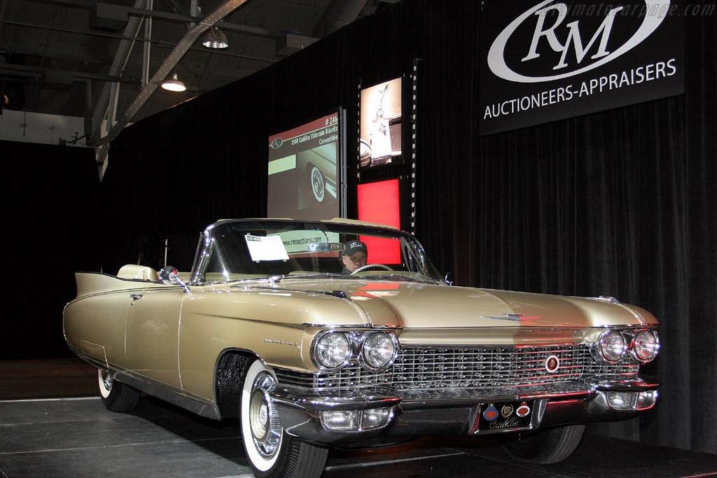 1960 Cadillac Eldorado Biarritz Convertible     - 2007 Meadow Brook Concours d'Elegance
