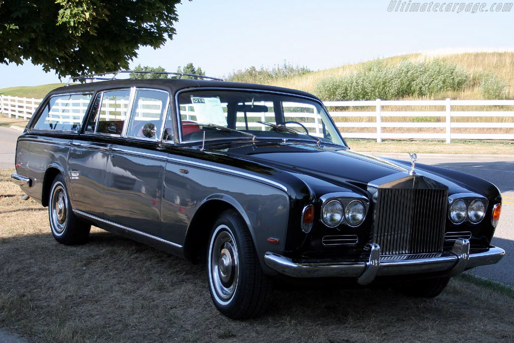 1969 Rolls-Royce Silver Shadow Estate Wagon     - 2007 Meadow Brook Concours d'Elegance