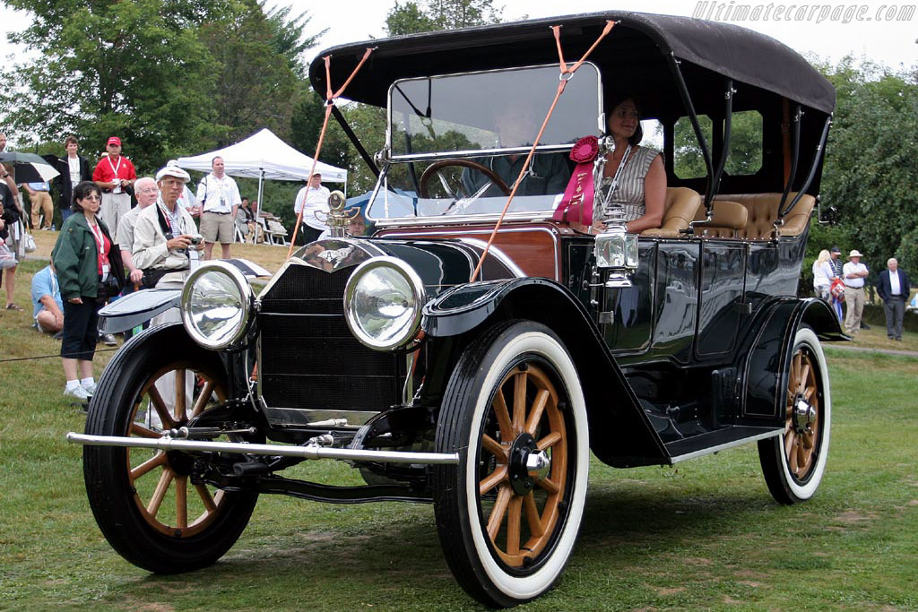 Abbott-Detroit '44' Four Door Touring    - 2007 Meadow Brook Concours d'Elegance
