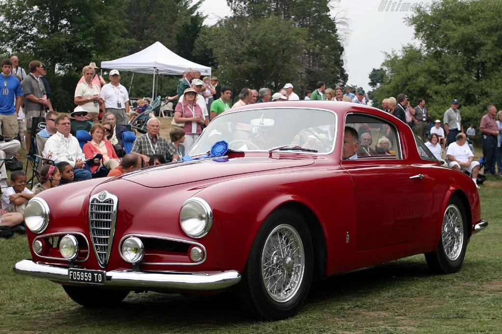 Alfa Romeo 1900 Pininfarina Coupe    - 2007 Meadow Brook Concours d'Elegance