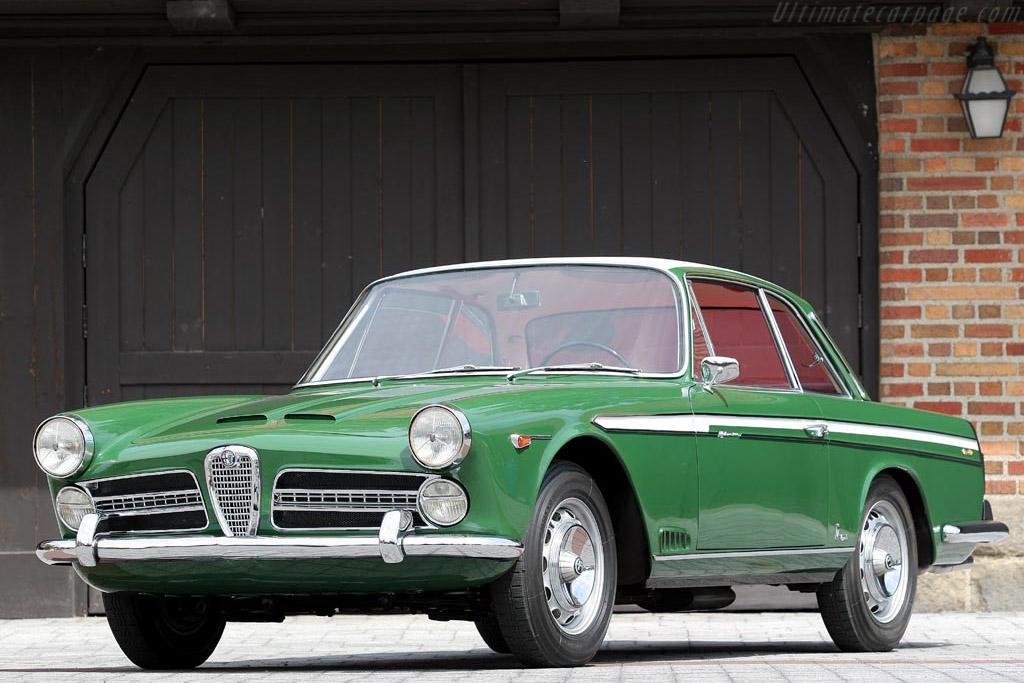 Alfa Romeo 2000 Vignale Coupe    - 2007 Meadow Brook Concours d'Elegance