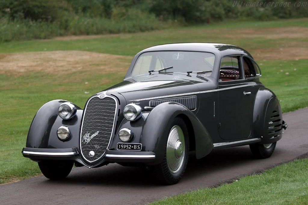 Alfa Romeo 8C 2900B Touring Berlinetta - Chassis: 412036   - 2007 Meadow Brook Concours d'Elegance