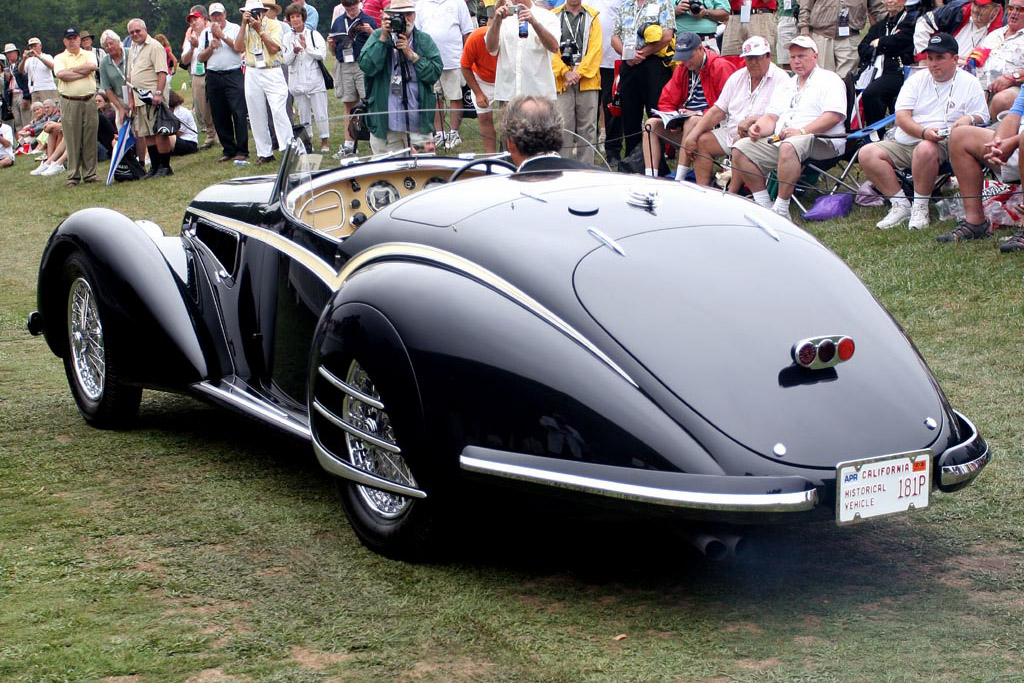 Alfa Romeo 8C 2900B Touring Spider    - 2007 Meadow Brook Concours d'Elegance