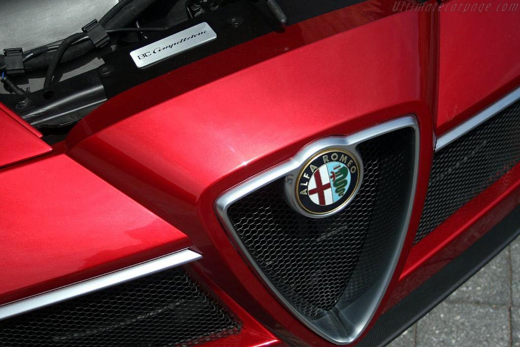 Alfa Romeo 8C Competizione    - 2007 Meadow Brook Concours d'Elegance