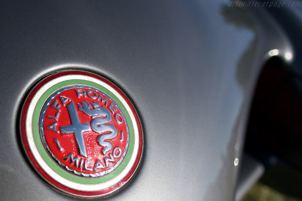 Alfa Romeo B.A.T. 5    - 2007 Meadow Brook Concours d'Elegance