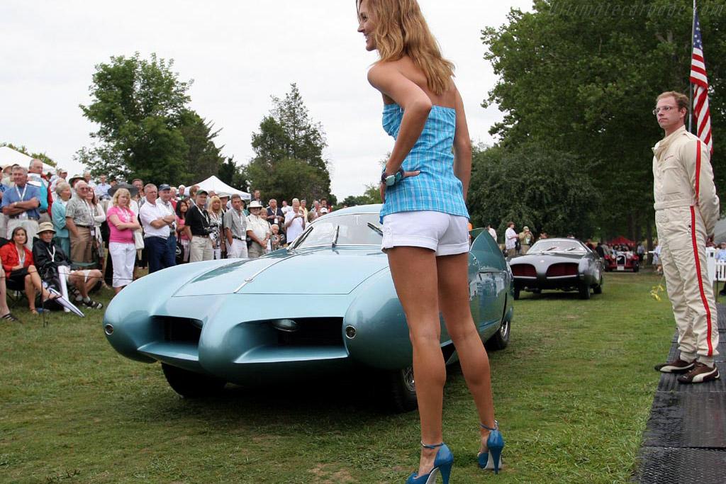 Alfa Romeo B.A.T. 7    - 2007 Meadow Brook Concours d'Elegance