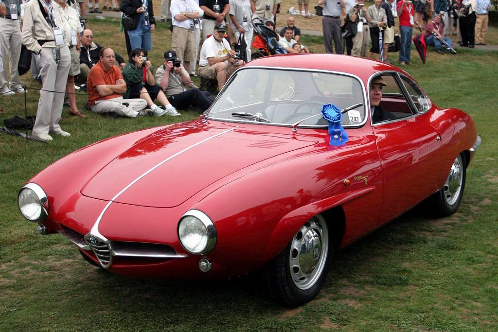 Alfa Romeo Giulietta Sprint Speciale    - 2007 Meadow Brook Concours d'Elegance