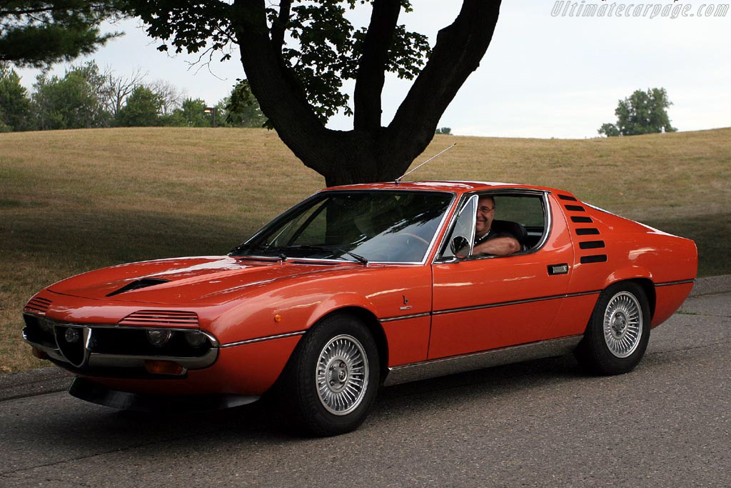 Alfa Romeo Montreal    - 2007 Meadow Brook Concours d'Elegance