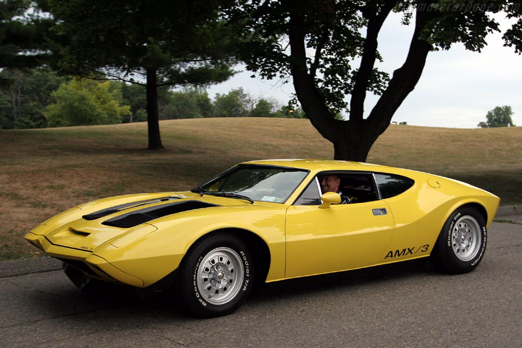 American Motors AMX/3 - Chassis: 397X68 0492   - 2007 Meadow Brook Concours d'Elegance