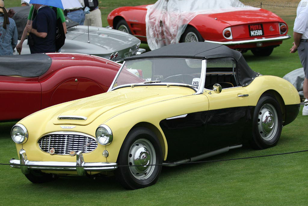 Austin-Healey 100-6 Roadster    - 2007 Meadow Brook Concours d'Elegance