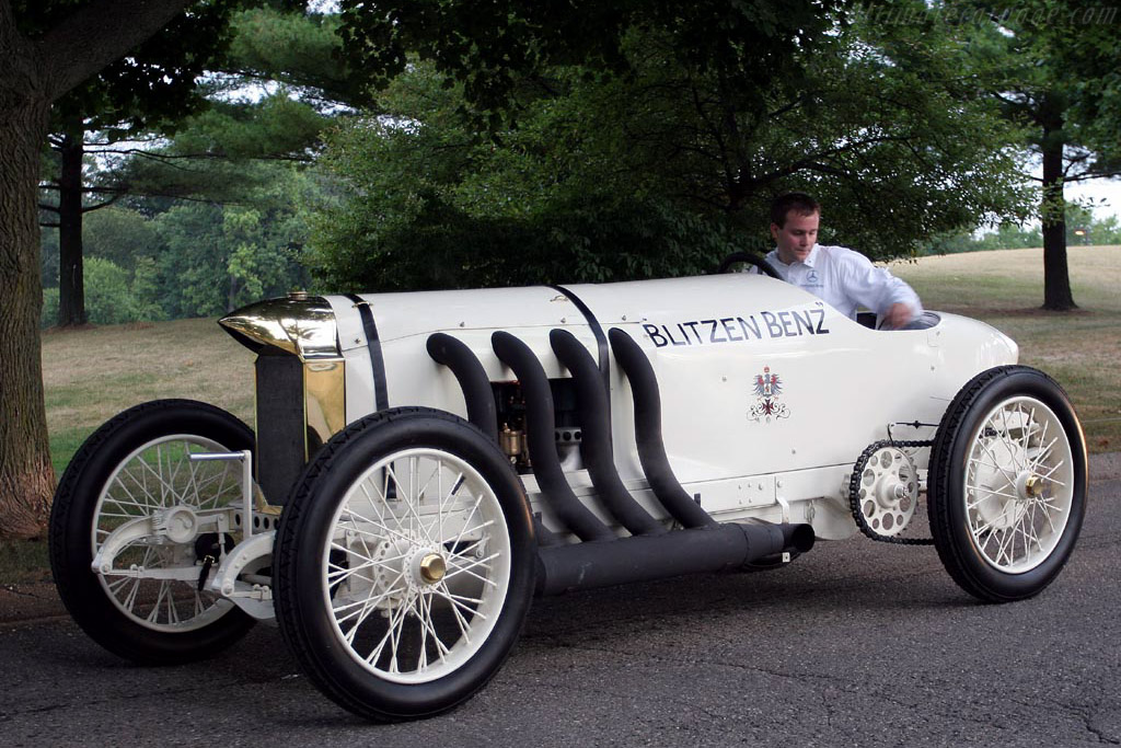 Benz 'Blitzen Benz' Speed Record Car    - 2007 Meadow Brook Concours d'Elegance