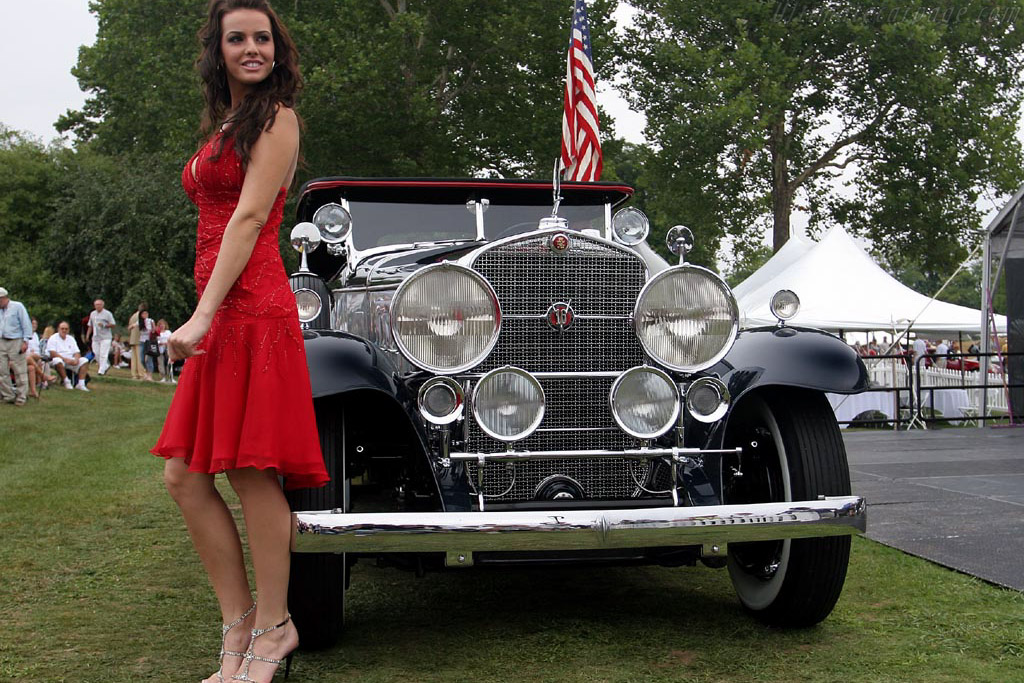Cadillac 452A V16 Fleetwood Sport Phaeton    - 2007 Meadow Brook Concours d'Elegance