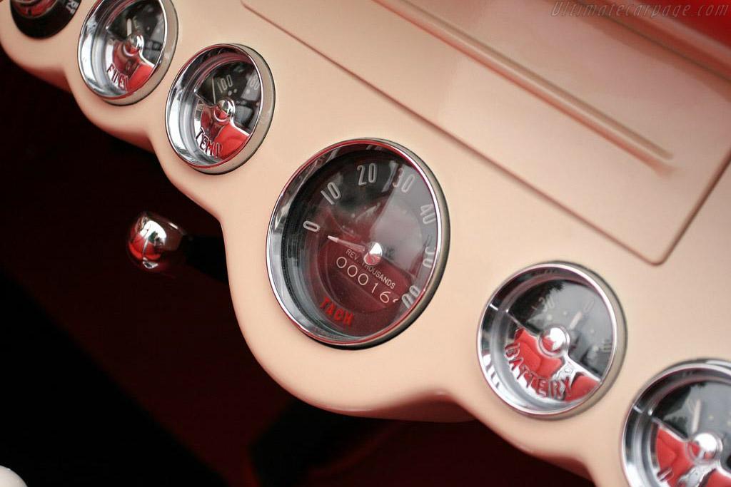 Chevrolet Corvette Ramjet Fuel Injected    - 2007 Meadow Brook Concours d'Elegance