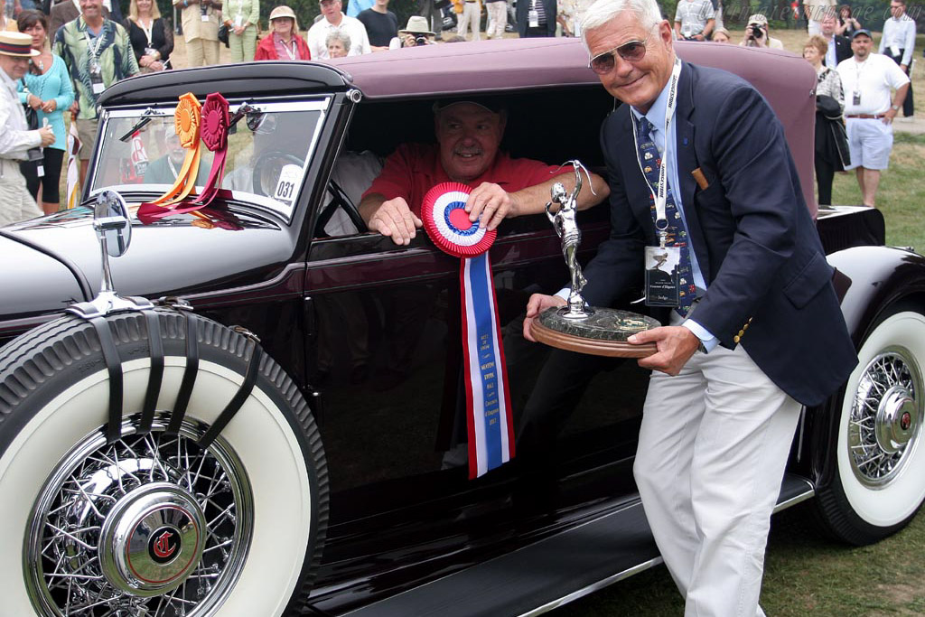 Chrysler GG Imperial Victoria Waterhouse Convertible    - 2007 Meadow Brook Concours d'Elegance