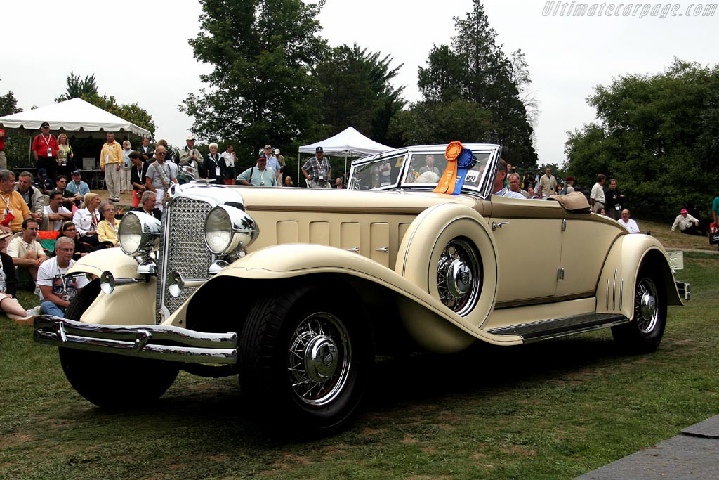 Chrysler Imperial CL LeBaron Convertible Coupe    - 2007 Meadow Brook Concours d'Elegance