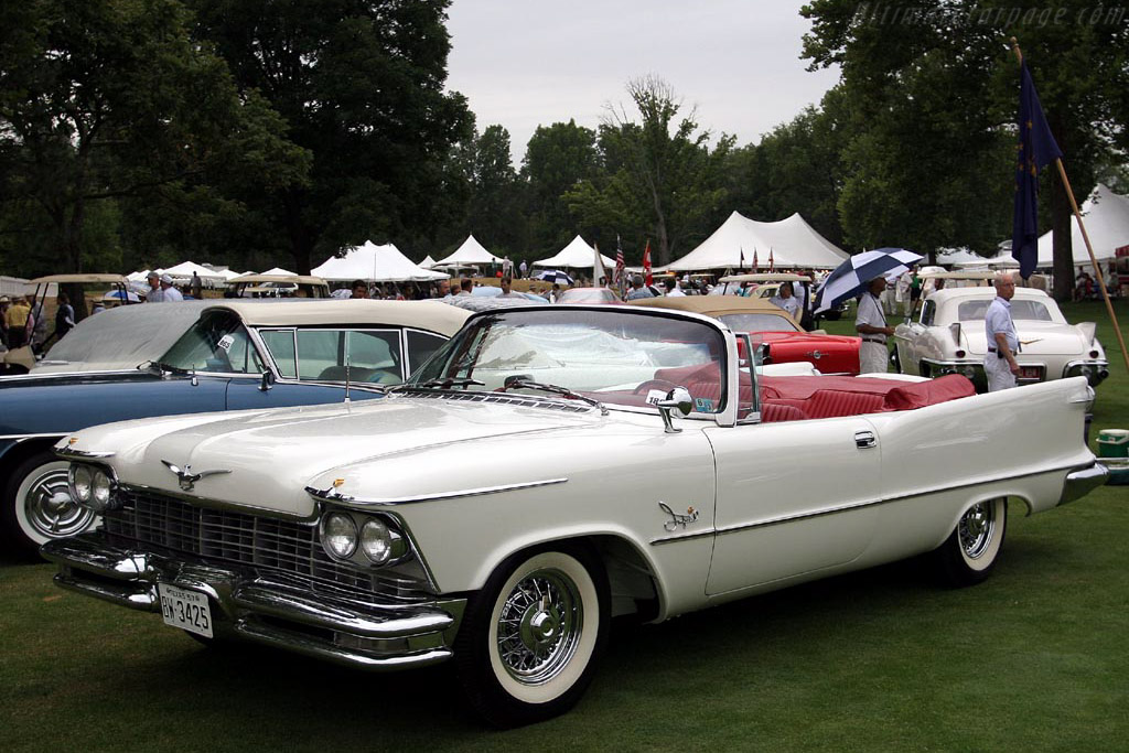 Chrysler Imperial Convertible    - 2007 Meadow Brook Concours d'Elegance