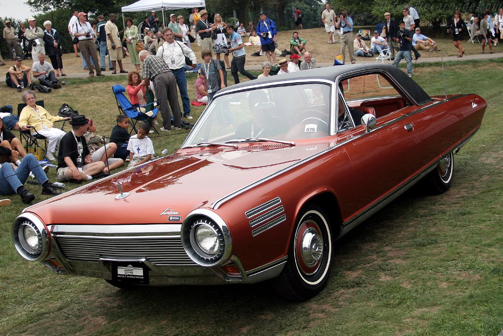 Chrysler Turbine by Ghia    - 2007 Meadow Brook Concours d'Elegance