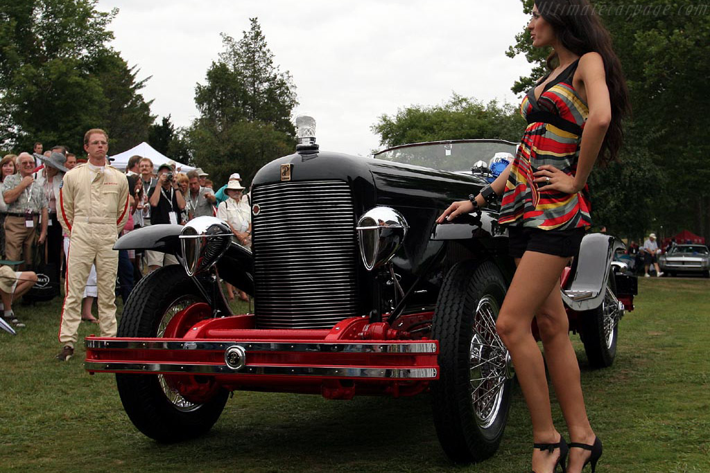 DuPont Model G Merrimac Speedster    - 2007 Meadow Brook Concours d'Elegance