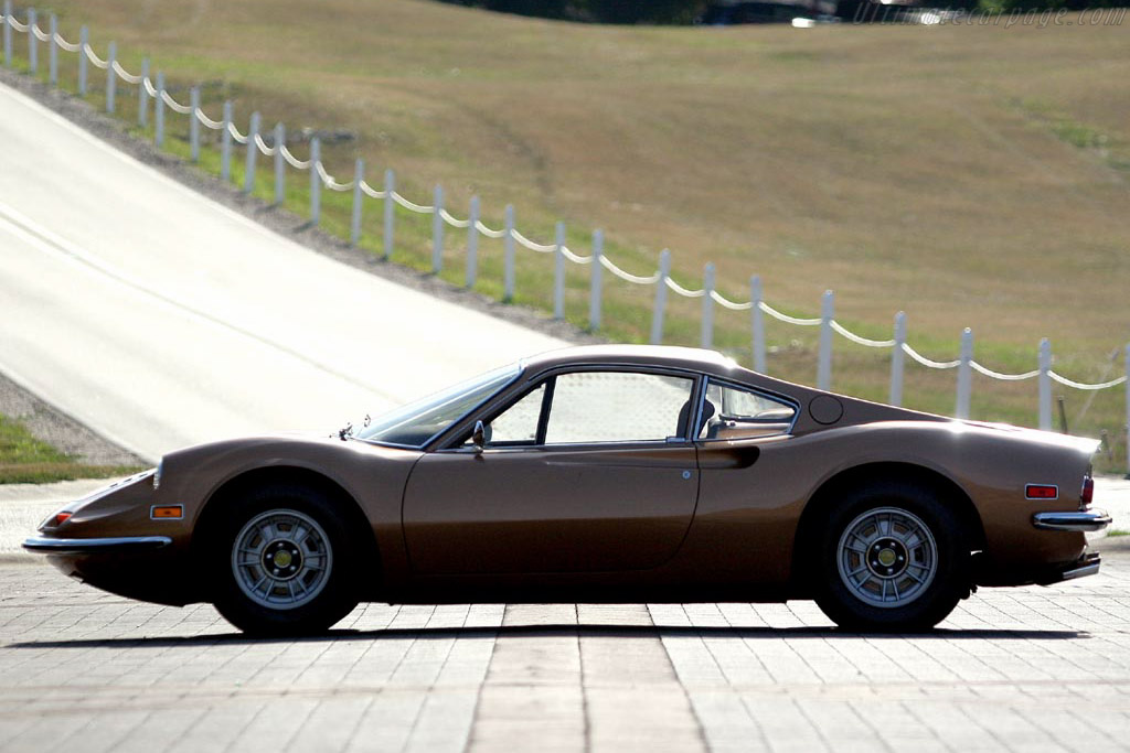 Ferrari Dino 246GT    - 2007 Meadow Brook Concours d'Elegance