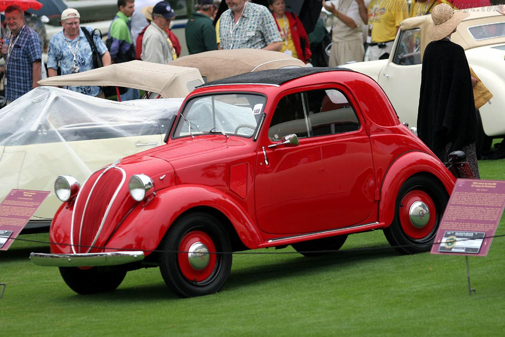 Fiat Topolino 500B Coupe    - 2007 Meadow Brook Concours d'Elegance