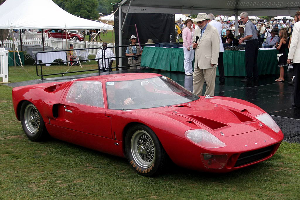 Ford GT40 - Chassis: GT40P/1058   - 2007 Meadow Brook Concours d'Elegance