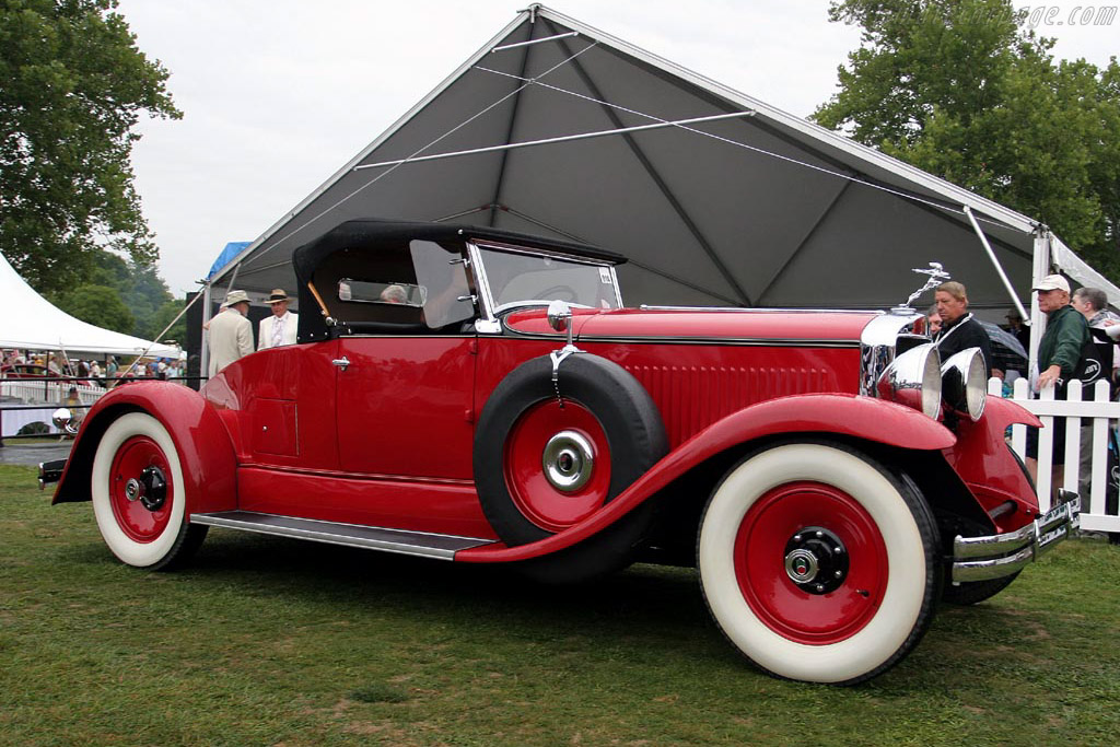 Graham-Paige 835 Boattail Speedster    - 2007 Meadow Brook Concours d'Elegance