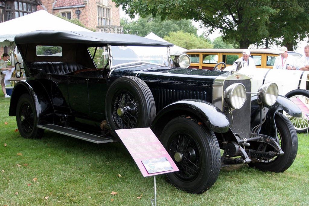 Hispano Suiza H6B Chavet Torpedo    - 2007 Meadow Brook Concours d'Elegance