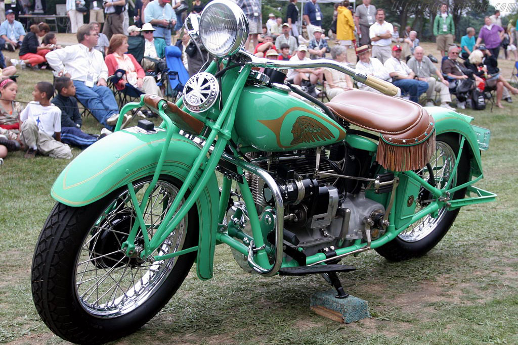 Indian Four    - 2007 Meadow Brook Concours d'Elegance