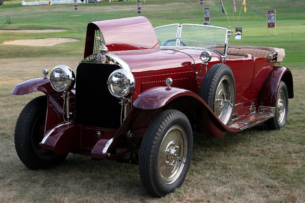 Isotta Fraschini Tipo 8 Phaeton    - 2007 Meadow Brook Concours d'Elegance