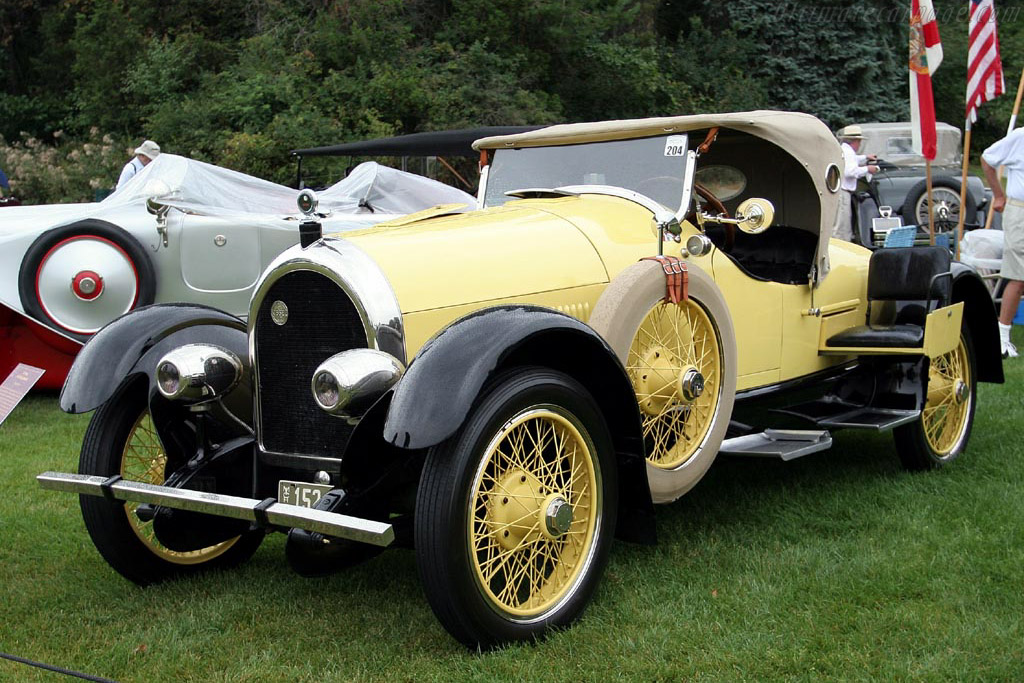Kissell Model 6-45 'Gold Bug' Speedster    - 2007 Meadow Brook Concours d'Elegance
