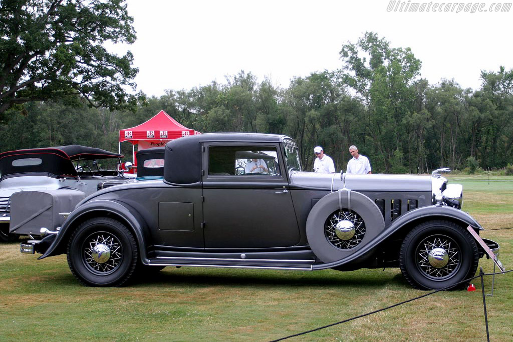 Lincoln V12 KB Judkins Coupe    - 2007 Meadow Brook Concours d'Elegance