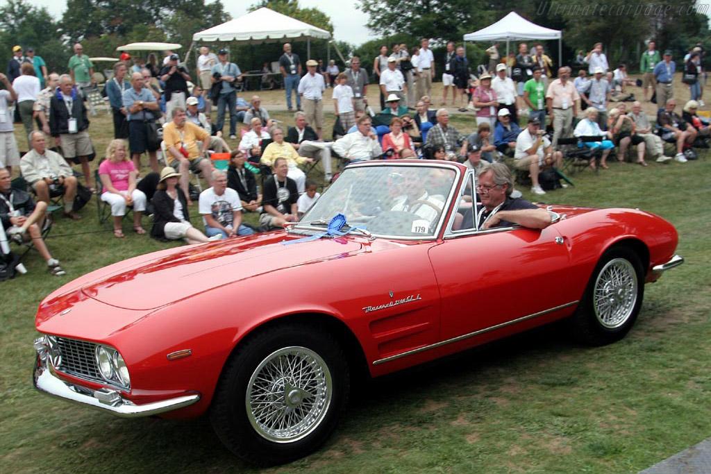 Maserati 3500 GTI Vignale Spyder    - 2007 Meadow Brook Concours d'Elegance