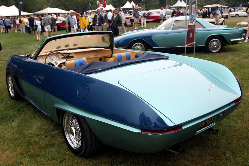 Nardi Blue Ray III Convertible    - 2007 Meadow Brook Concours d'Elegance