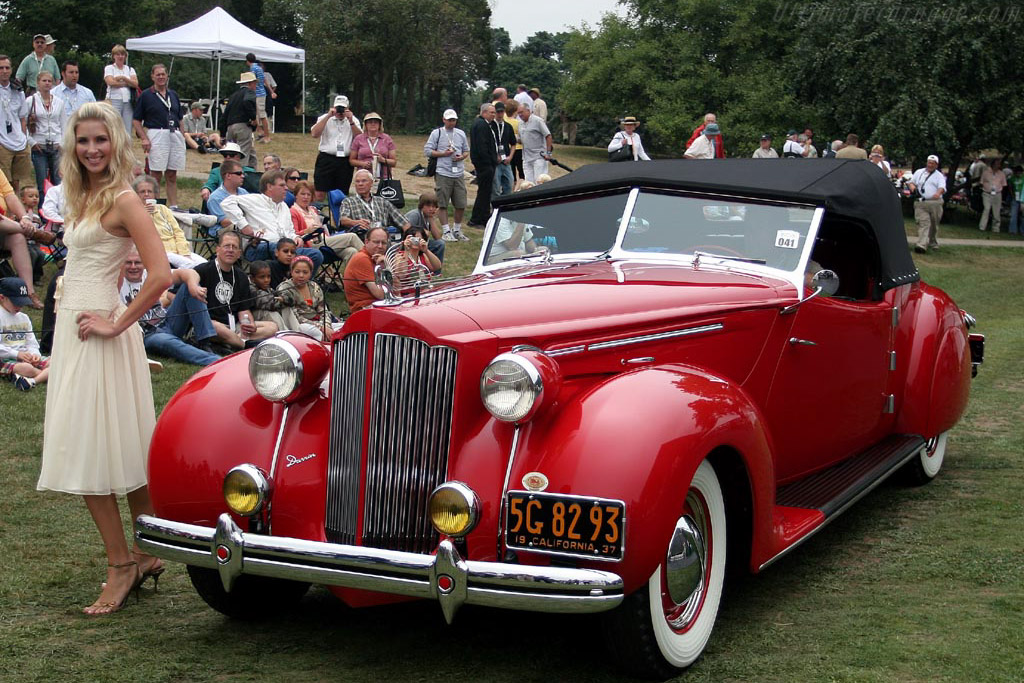 Packard 120C Darrin Convertible Victoria    - 2007 Meadow Brook Concours d'Elegance