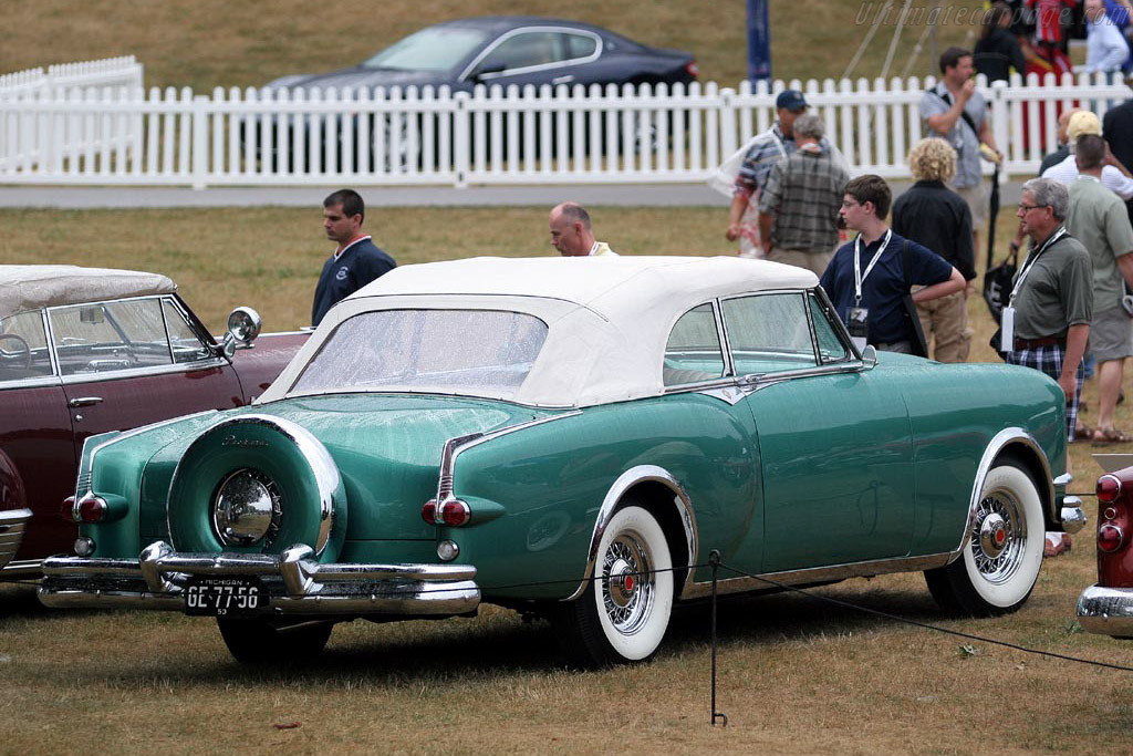 Packard Caribbean Convertible    - 2007 Meadow Brook Concours d'Elegance