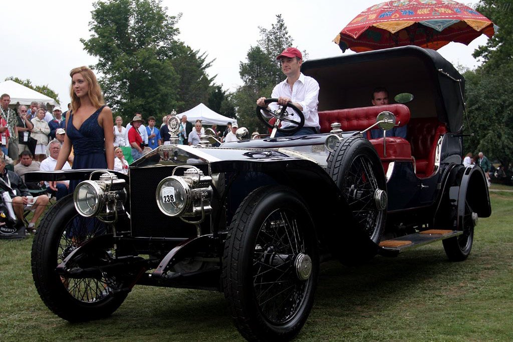 Rolls-Royce Silver Ghost 40/50 hp Victoria    - 2007 Meadow Brook Concours d'Elegance