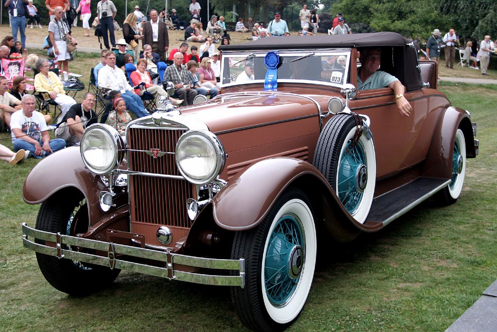 Stutz MB LeBaron Cabriolet    - 2007 Meadow Brook Concours d'Elegance
