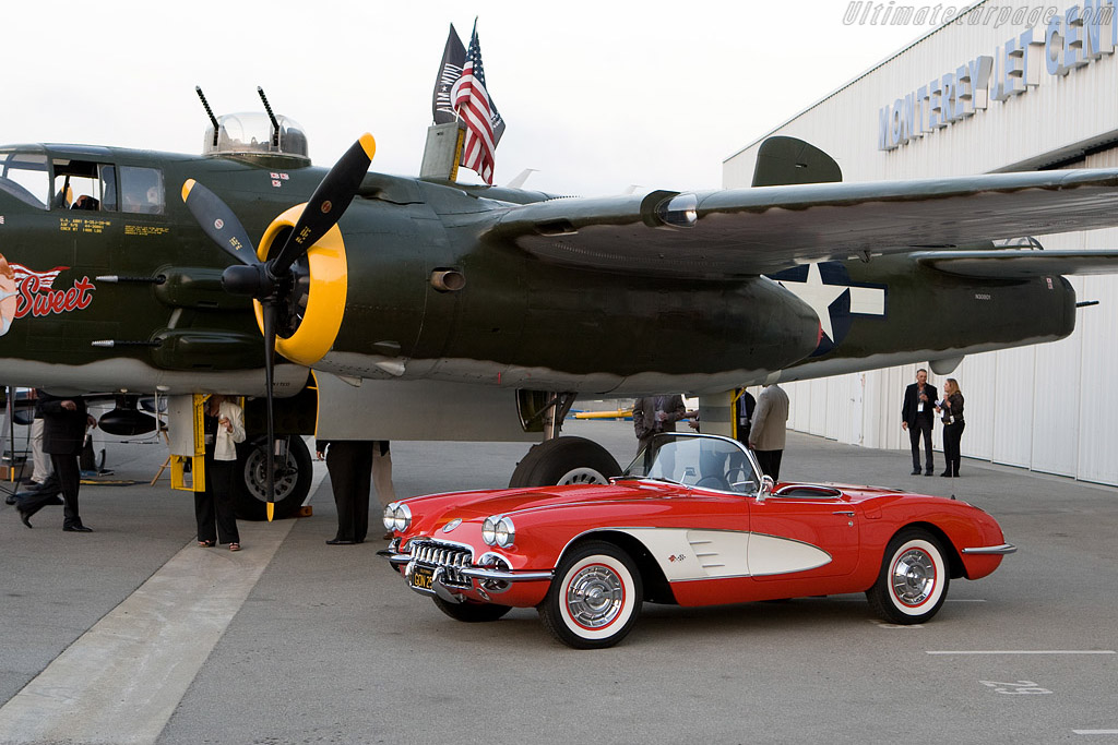 Welcome to the Monterey Jet Center