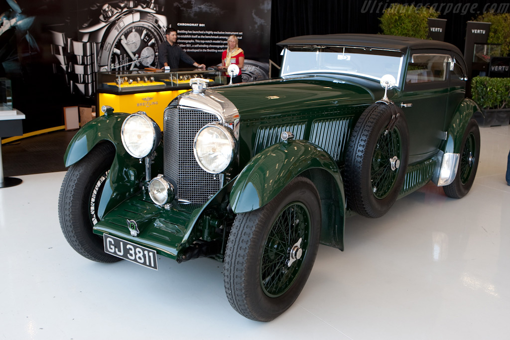 Bentley Speed Six 'Blue Train' Special - Chassis: HM2855   - 2009 Monterey Classic Car Week