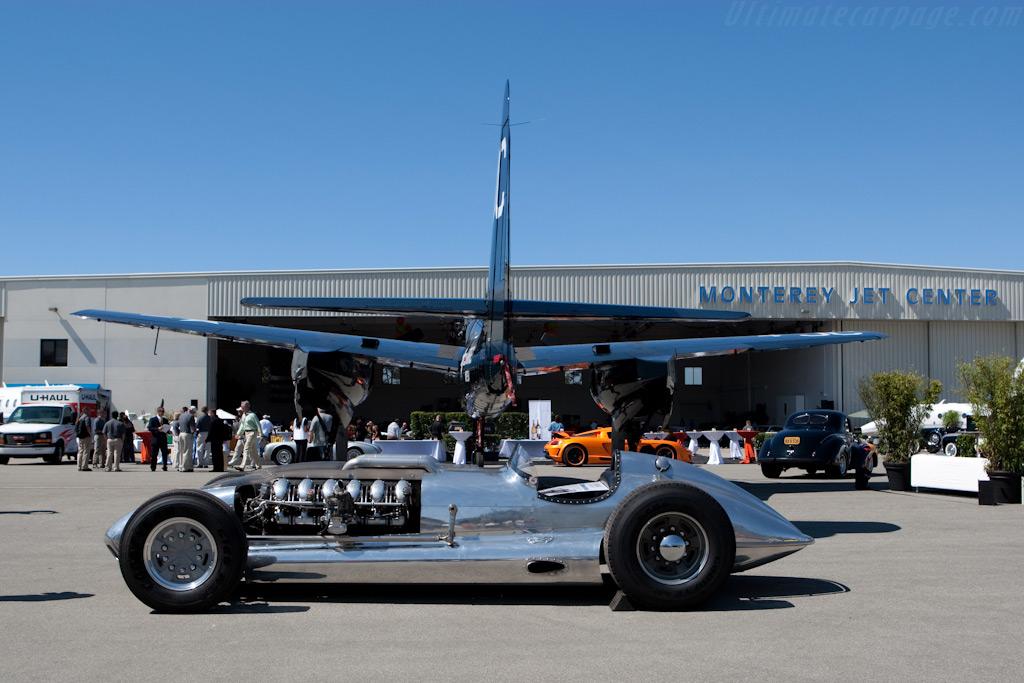Blastolene Indy Special    - 2009 Monterey Classic Car Week