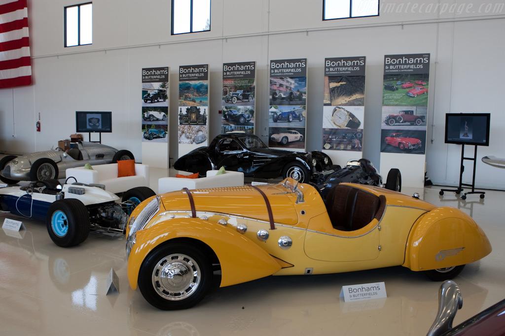 Bonhams    - 2009 Monterey Classic Car Week